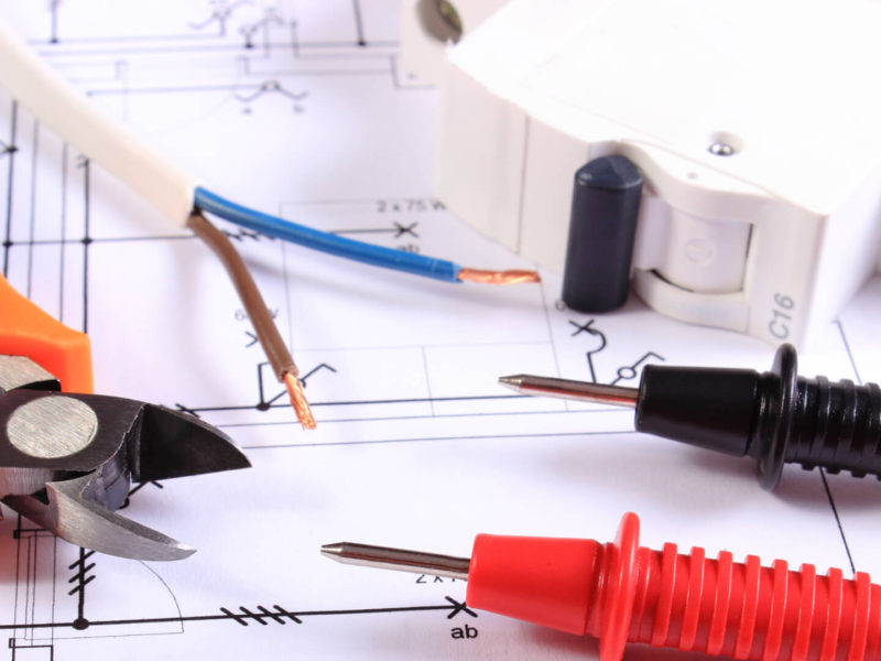 Electrical Wires, Testing and Wire Strippers